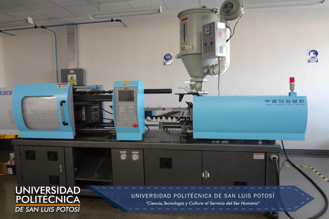 Máquina de Inyección de Plásticos