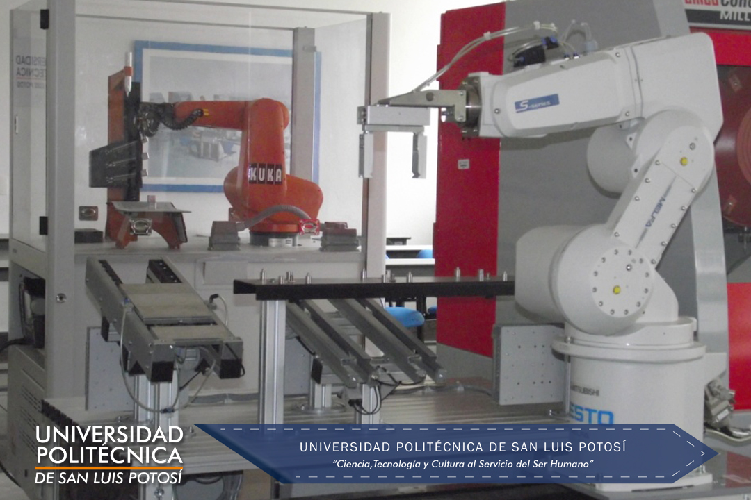 Robots Mitsubishi ® y Kuka ®