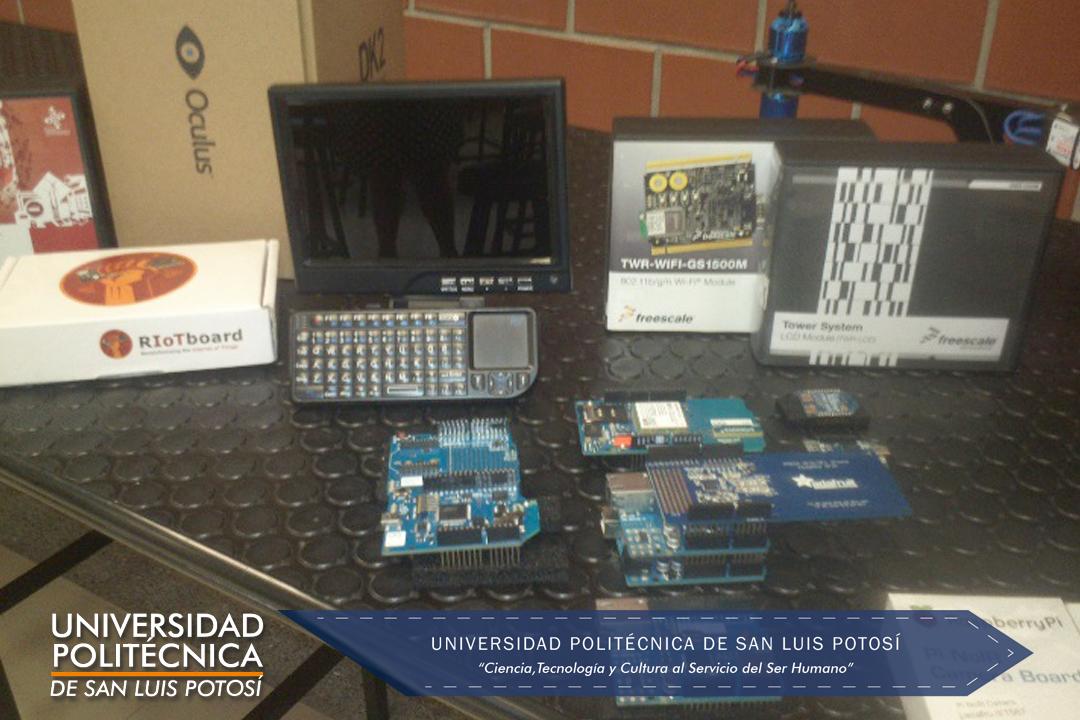 Tarjetas y componentes Arduino© para Sistemas Distribuidos