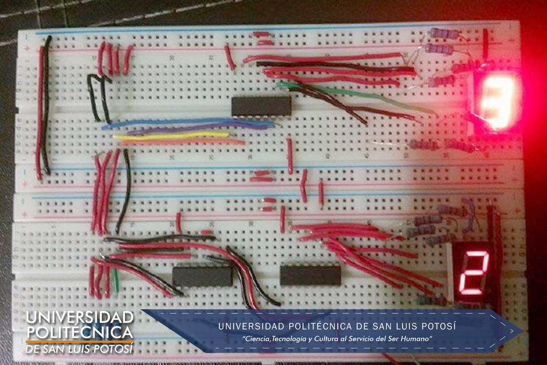 Armado y puesta prueba de circuitos lógicos
