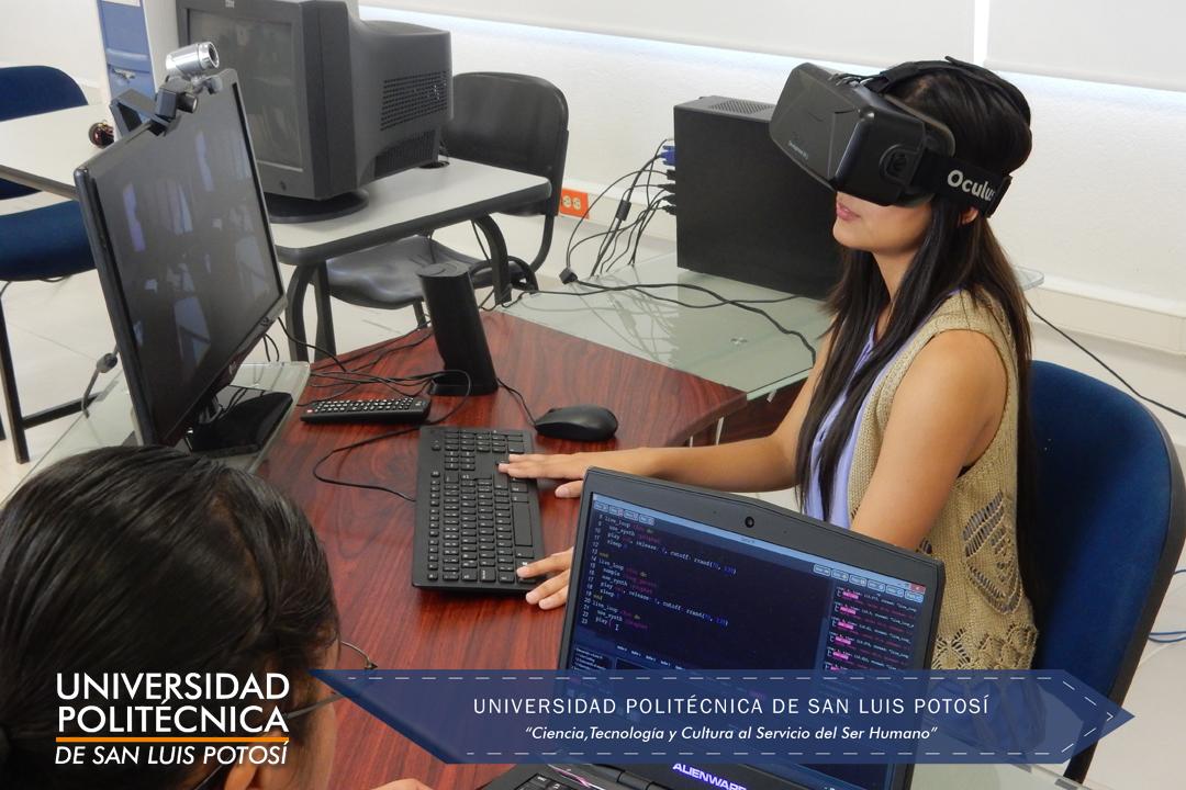 Prueba de Software de Realidad Virtual en Oculus Rift©